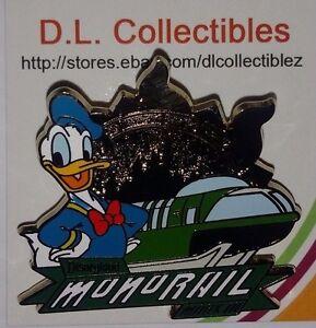 Disney-Donald-Duck-Monorail-Mystery-Mark-III-3-Donald-Duck-Pin