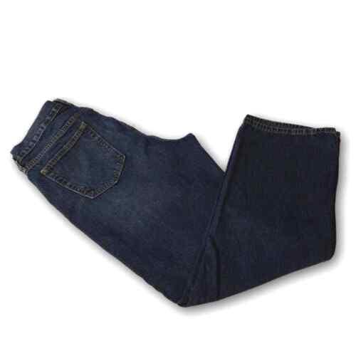 Old Navy Loose Ample Loose Jeans Med Vintage 34x30