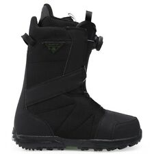2017 NIB BURTON MENS HIGHLINE BOA SNOWBOARD BOOTS $220 11 black green accent