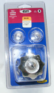 Sh4577 Brasscraft Tub Shower Handle Broach B Long Shallow Gerber Hot Cold Div 39166043163 Ebay