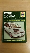 FORD Galaxy VW Sharan Alhambra Manuale Haynes 3984 NUOVO