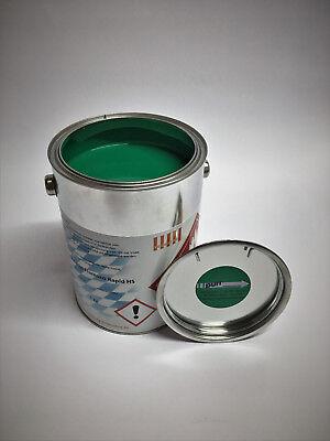 2019 Neuer Stil Betonfarbe Grün Ral 6024 3 Kg 12,66€/kg