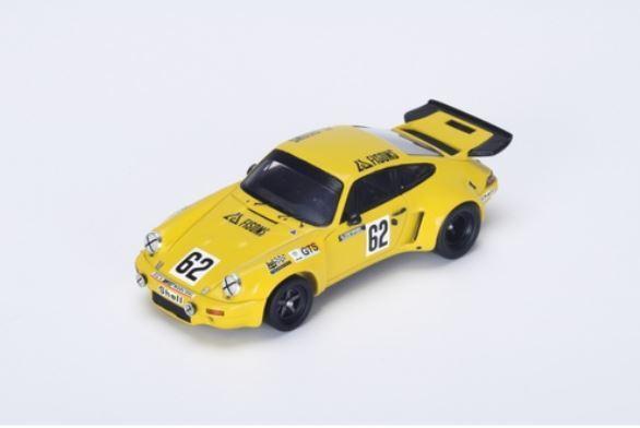 Porsche Carrera RSR - R. Bond H. de Fierlant J.Blaton - Le Mans 1974  62 - Spark