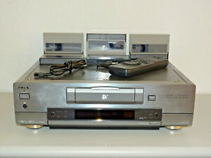 Sony-DHR-1000-High-End-DV-miniDV-Recorder-inkl-FB-amp-Tapes-2J-Garantie
