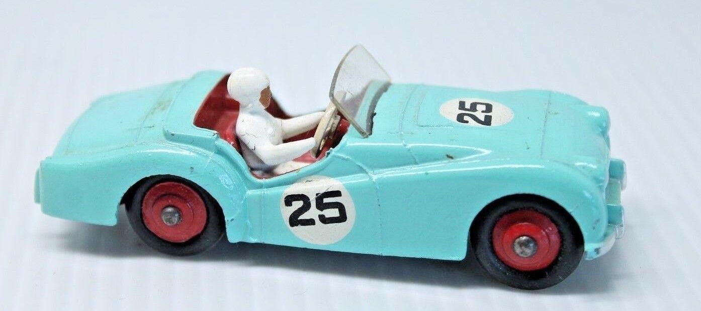 DINKY TOYS 111  Triumph tr2 Sports  1 43  Neuf dans sa boîte  1956