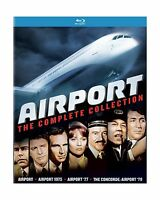 Airport: The Complete Collection [blu-ray] Free Shipping