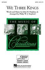 Philip Stopford: los tres Reyes SATB, órgano de acompañamiento