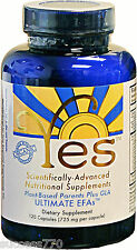 YES Ultimate EFA Omega Capsules (120) by Your Essential Supplements