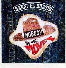 (EP117) Hanni El Khatib, Nobody Move - DJ CD