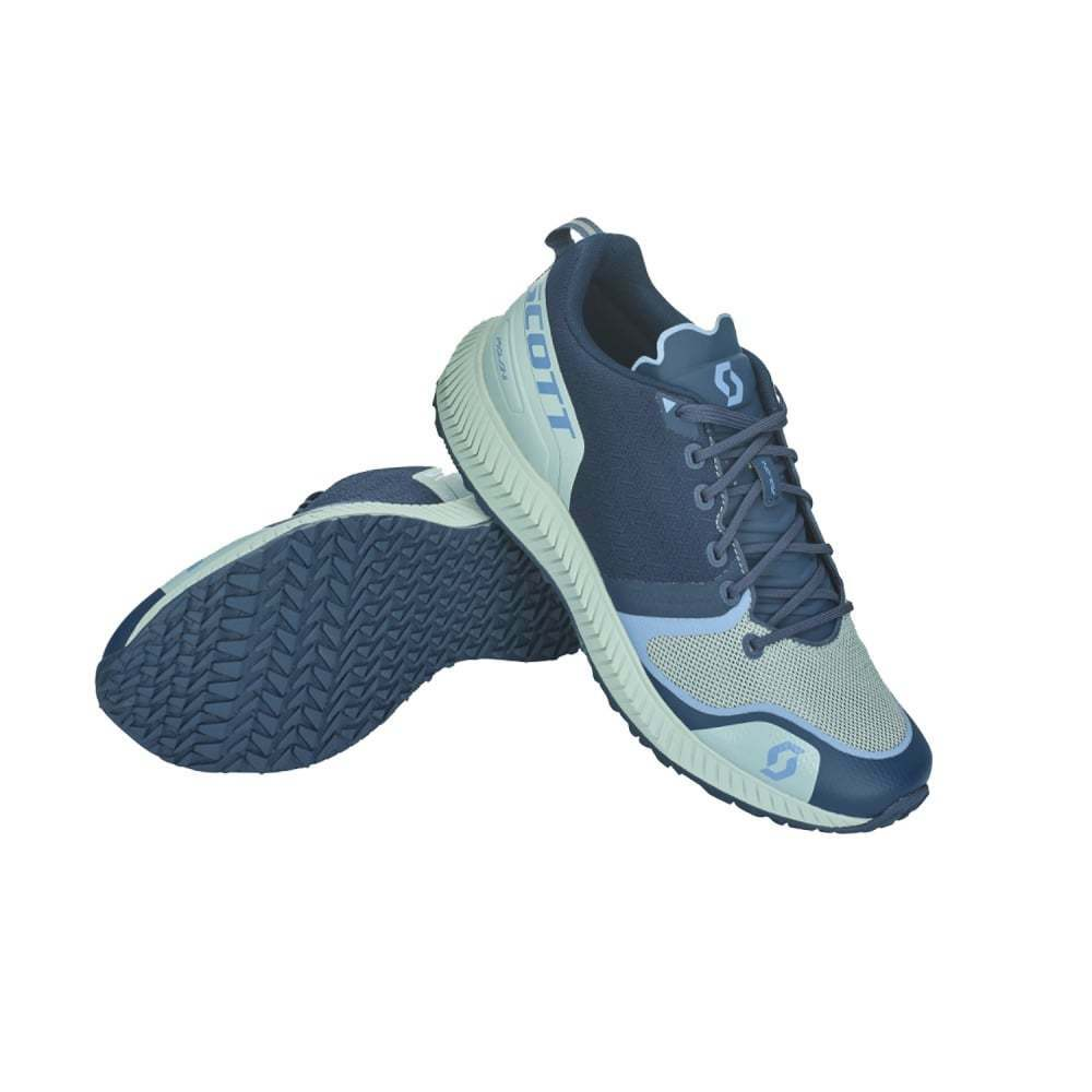 Scott Palani damen Cushioned Road Running schuhe Navy Blau Blau
