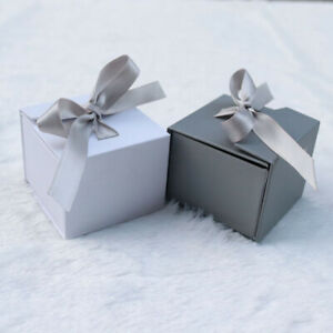 Jewelry-Boxes-Paper-Gray-White-Color-Ribbon-Bowknot-For-Gift-Ring-Packing-e
