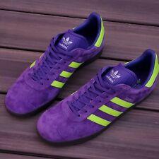 adidas Gazelle Unity Purple Yellow