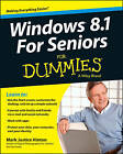 Windows 8.1 for Seniors For Dummies by Mark Justice Hinton, Peter Weverka (Paperback, 2013)