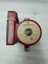 59896146 Grundfos Up15 42b7 Bronze 34 Sweat Connection Circulating Pump 115v
