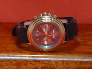 Pre-Owned-Men-s-Vintage-Guess-Chrono-Dress-Watch