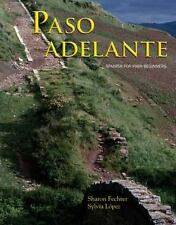 World Languages: Paso Adelante by Sharon Ahern Fechter and Sylvia López...