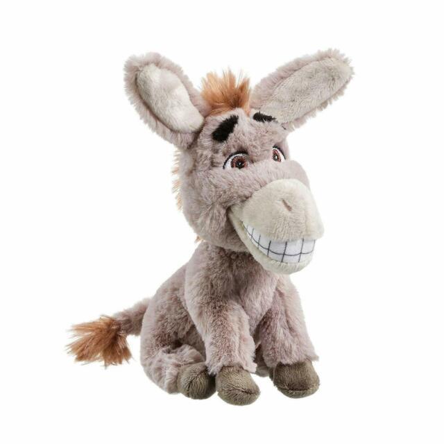 Rainbow Designs Dreamworks Shrek and Donkey Soft Toys 25cm