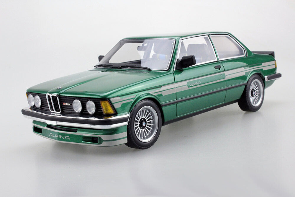 LS Collectibles ls020d 1 18 BMW e21 323 Alpina 1983 vert Limited Edition 250 PC