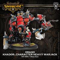 Warmachine - Khador: Drago Pip33056