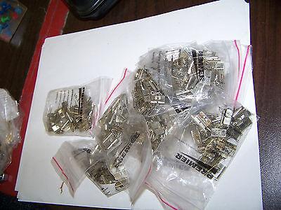 100 Pack ICC IC066BRCLP 66 Bridging Clip