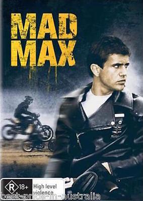 Mad Max 1 (1979) DVD AUSTRALIAN BEST FILM Mel Gibson BRAND NEW R4 | eBay