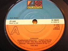 "THE WIZ - TORNADO  7"" VINYL"