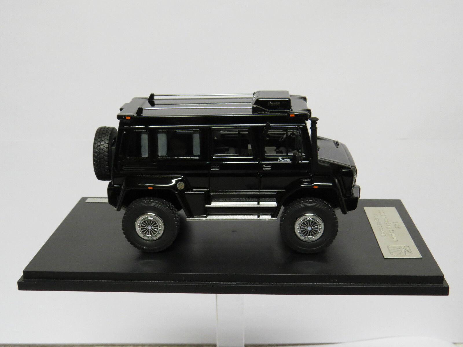 Mercedes Benz 1 43 Unimog Wagon U5000 2012 GLM 205601