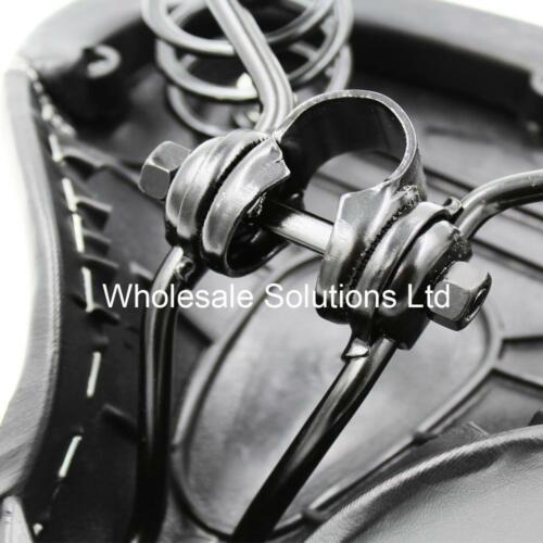 Extra Breit Bequem Gepolstert Fahrradsitz Weich Fahrrad Gel Universal Sattel