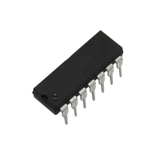 14kB SRAM 1024B 2,3-5,5VDC THT 2X PIC16F15325-I//P PIC-Mikrocontroller Speicher