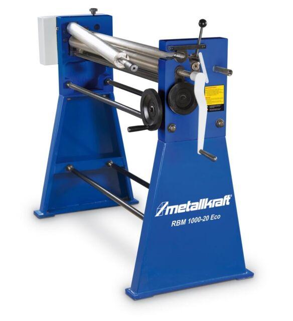 Rundbiegemaschine RBM 1000-20 ECO Metallkraft 3781301
