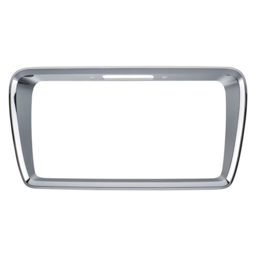 OEM NEW Rear License Plate Molding Frame Chrome 08-12 Chevrolet Malibu 15831264