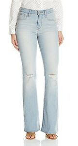Levi's High Rise Flare Jeans Highland Trail Nwt Style 227900005 Sz 0 24 25 X 32 by Levi's