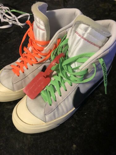 Nike Off White Blazer Mid The Ten Size 9