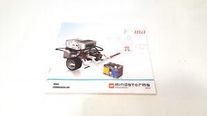 Details about NEW Lego Mindstorms EV3 Education Instruction Manual Booklet  45544