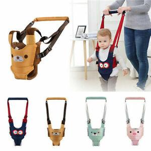 Baby-Gehassistent Lernspaziergang Sicherheitszügel Geschirr Gehhilfe Flügel