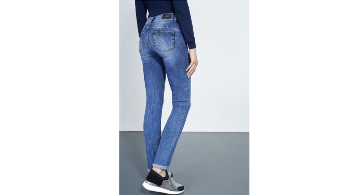 Lui Jo Jo Jo Bottom Up Jeans Taglia 31 LF086 JJ 04 f2eaff