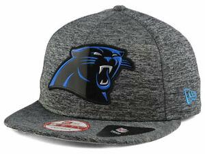 86521313 Carolina Panthers New Era 9Fifty Shadow Tech NFL Football Team Logo ...
