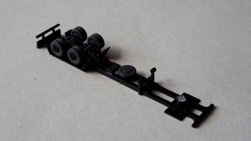 1693 ein Aufliegerfahrwerk für LKW in 1:87 von Wiking