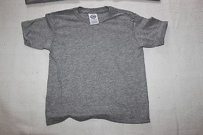 Energetic Lot Of 30 Children's T Shirts Size 5-6 Delta Pro Weight Tees Unisex Grey Agreeable Sweetness Girls' Clothing (newborn-5t)