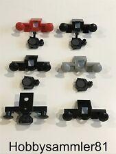 LEGO® 1 x Eisenbahn Buffer mit Magnet schwarz NEU 29085