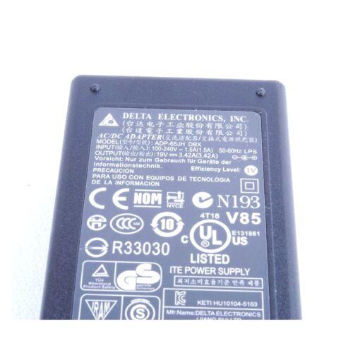 19v 3.42a per Acer Aspire 5535 5735 Caricabatterie adattatore CA