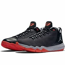 NIKE Air Jordan CP3.IX AE 833909-004 Grey Black Infrared Basketball Shoes SZ 9.5