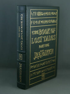 Easton-Press-The-Book-of-Lost-Tales-Part-One-by-J-R-R-Tolkien