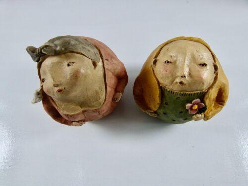 Exner Collection Mann und Frau CriVa Skulpturen Dekoration Polyresin