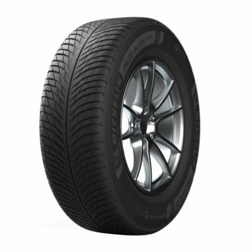 Los neumáticos de invierno Michelin Pilot Alpin 5 SUV 255//60r18 112 Premium