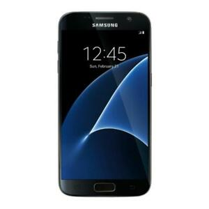 Samsung-Galaxy-S7-32GB-Black-GSM-Unlocked-AT-amp-T-T-Mobile-Smartphone