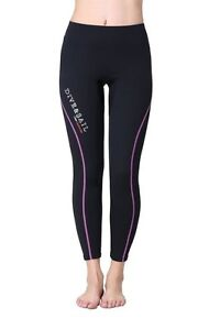 Women-039-s-1-5mm-Neoprene-Wetsuit-Pants-Diving-Snorkeling-Scuba-Surf-Canoe-Pants