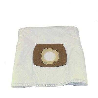 5 Vlies Staubsaugerbeutel passend für  Shop Vac 20-30 L 90661