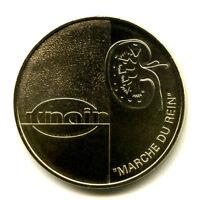 54 NANCY Marche du rein, 2009, Monnaie de Paris