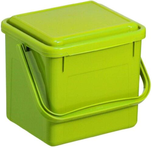 waste container 4,5L Smell Proof Plastic Kitchen Waste Compost Bucket bio